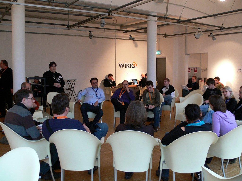 WordCamp 2008 in Hamburg