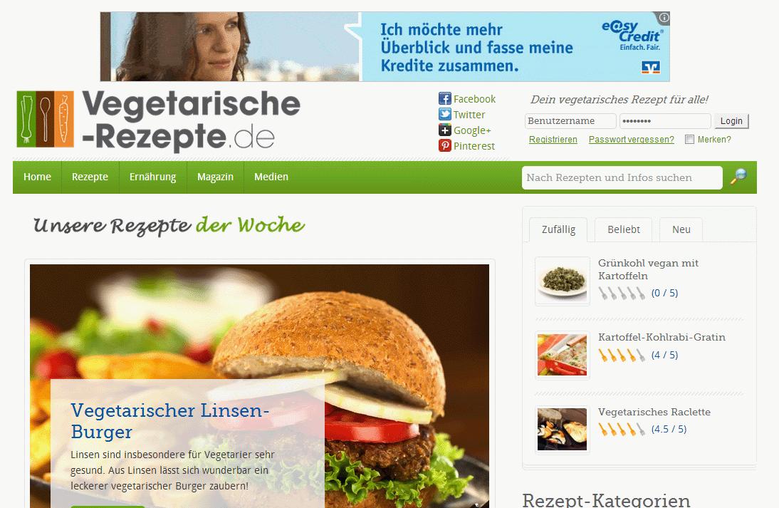 """Vegetarische Rezepte - <a href=""""https://www.vegetarische-rezepte.de"""" title=""""Vegetarische Rezepte"""" target=""""_blank"""">www.vegetarische-rezepte.de</a>"""