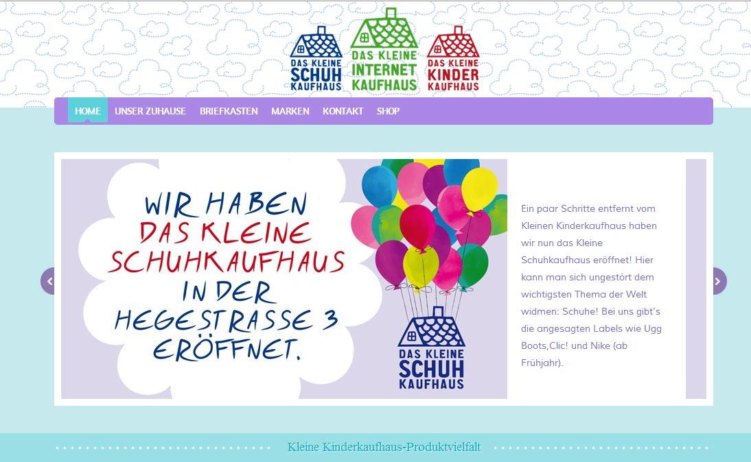 """Kleines Kinderkaufhaus - <a href=""""https://www.kleines-kinderkaufhaus.de/"""" title=""""Kleines Kinderkaufhaus"""" target=""""_blank"""">www.kleines-kinderkaufhaus.de</a>"""