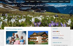 Fotografie- und Business-Website mit WordPress
