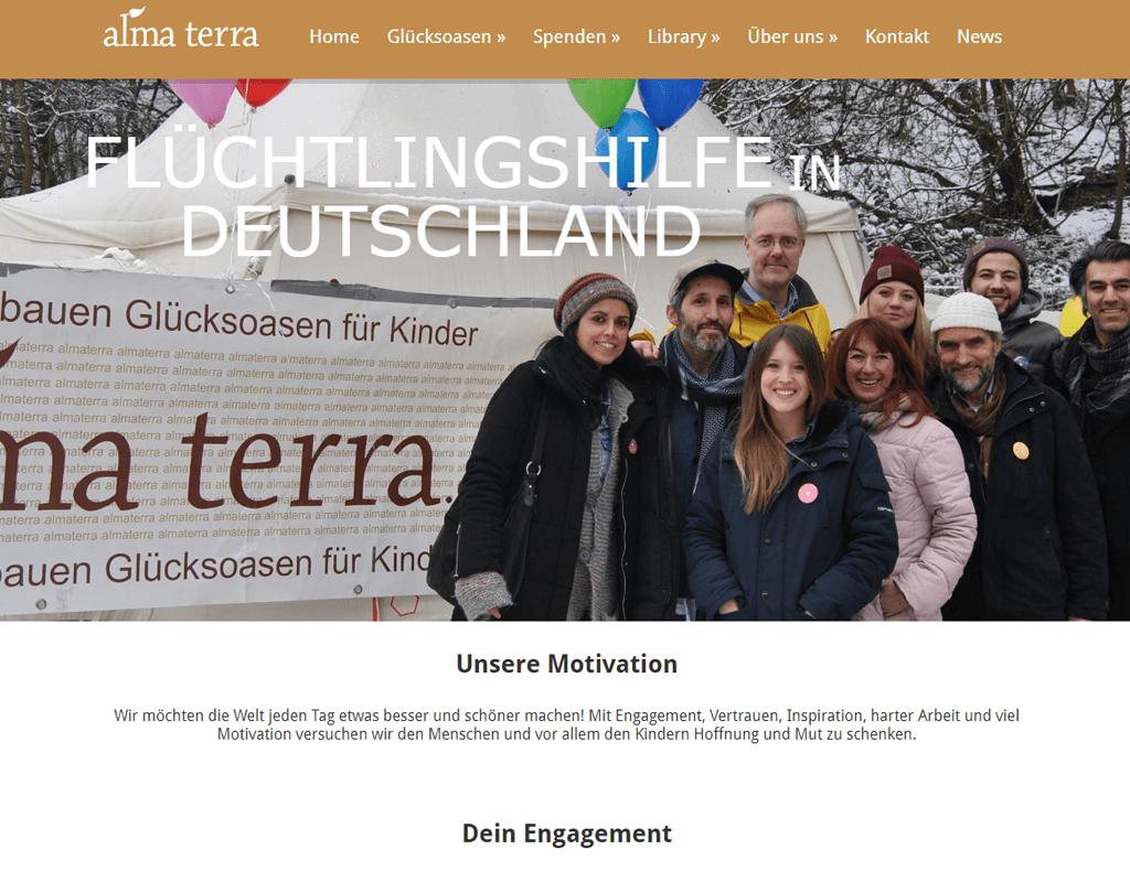 Alma Terra Charity
