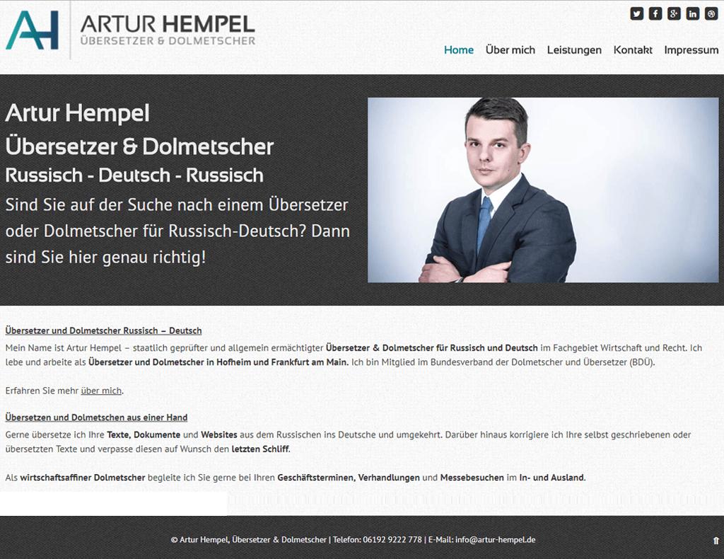 Artur Hempel