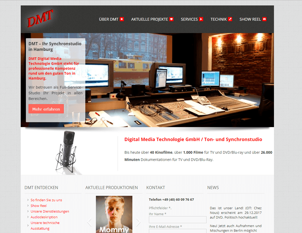 DMT-Studio