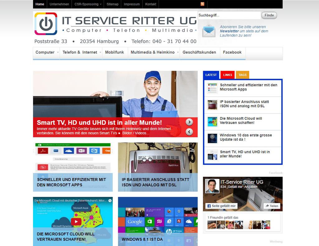 IT Service Ritter
