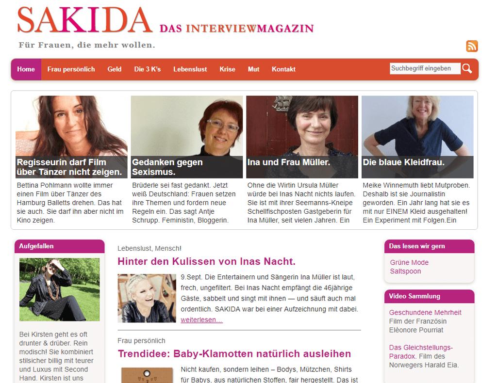 Sakida Magazin