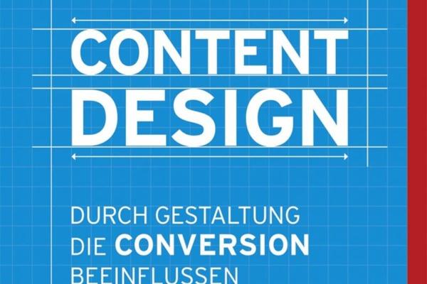 Content Design - Durch Gestaltung die Konversion beeinflußen