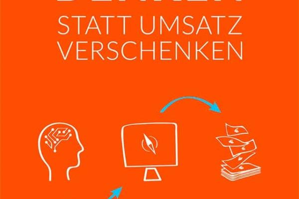 Buchcover Digital denken