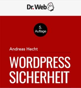 WordPress Sicherheit eBook-Cover