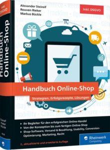 Handbuch Online-Shop Cover