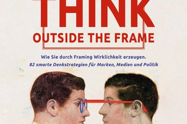 Buchcover: Think Outside the Frame