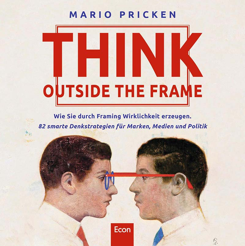 Read more about the article Buchtipp: Think Outside the Frame